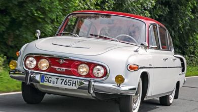 Photo of Tatra 603 – farmotoros nagymenő