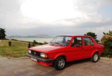 Photo of Eperke 🍓, a Volkswagen Jetta Mark I, aki sokkal több, mint családtag!