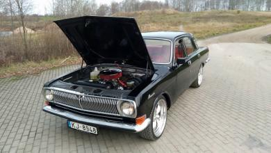 Photo of Volga V8 videó