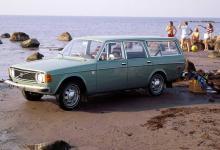 Photo of Volvo 140-160 történelem