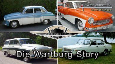 Photo of Wartburg történelem – videó