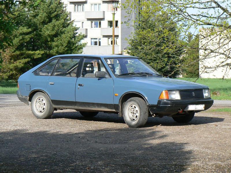 Moskvich 2141 Aleko