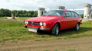 Photo of Alfa Romeo Alfetta GTV (1976)