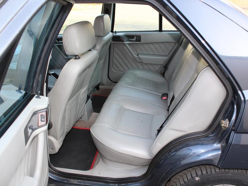 Alfa Romeo 155 belső
