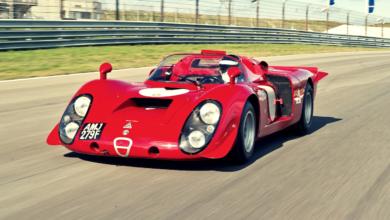 Photo of Alfa Romeo 33/2 Daytona – versenyzésre született