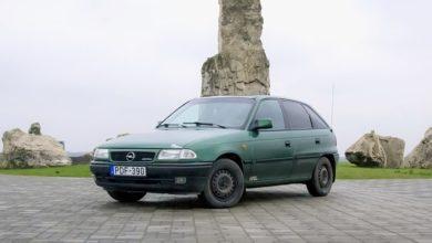 Opel Astra F CC 1.8i
