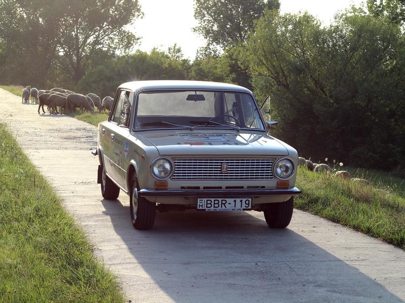 RetróVasak-Lada