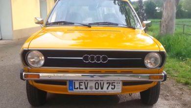 Photo of Audi 50 LS (1976)