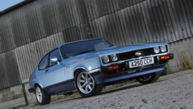 Photo of Ford Capri – kortalan ikon