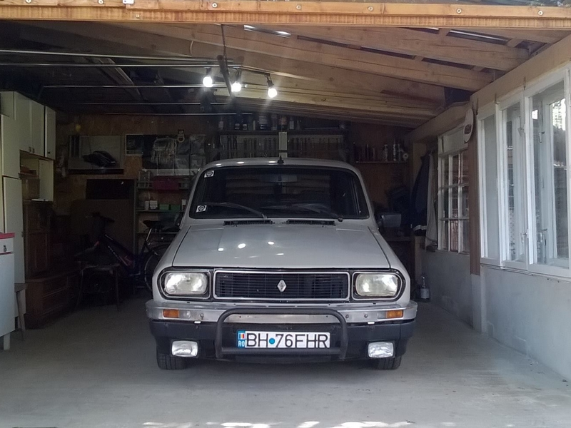 Régi Dacia