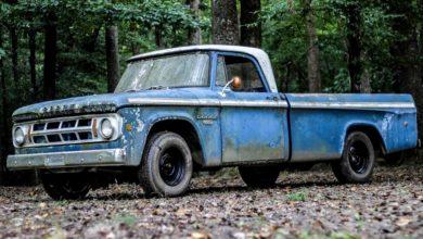 Photo of 24 év után szabadították ki az elhagyatott pickupot