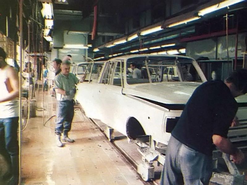 Wartburg-gyár