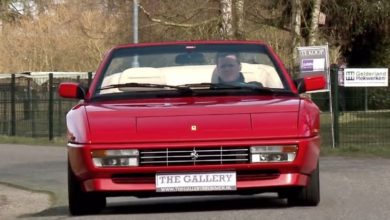 Photo of Ferrari Mondial T Cabriolet