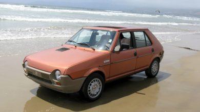Photo of Fiat Strada reklámfilm