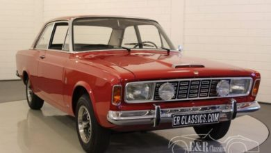 Photo of Ford Taunus 20M 1968-ból