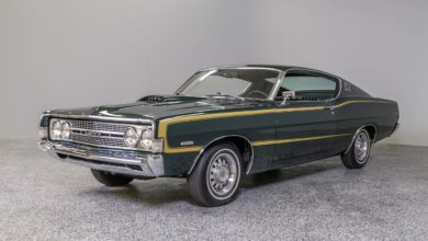 Photo of Ford Torino GT Fastback 1968-ból