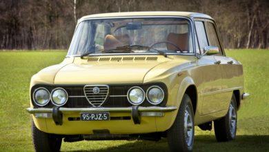 Photo of Alfa Romeo Giulia Super 1300