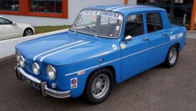 Photo of Renault 8 Gordini replika (1968)