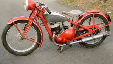 Photo of Jawa 250 Special (1938)