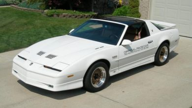 Photo of Pontiac Turbo Trans Am (1989)