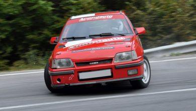 Opel Kadett GSi