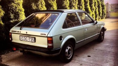 Photo of Opel Kadett D (1984)