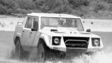 Photo of Lamborghini LM002 (1988)