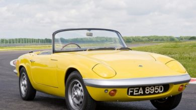 Photo of Lotus Elan – karakteres apróság