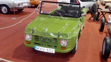 Photo of Citroën Méhari (1978)