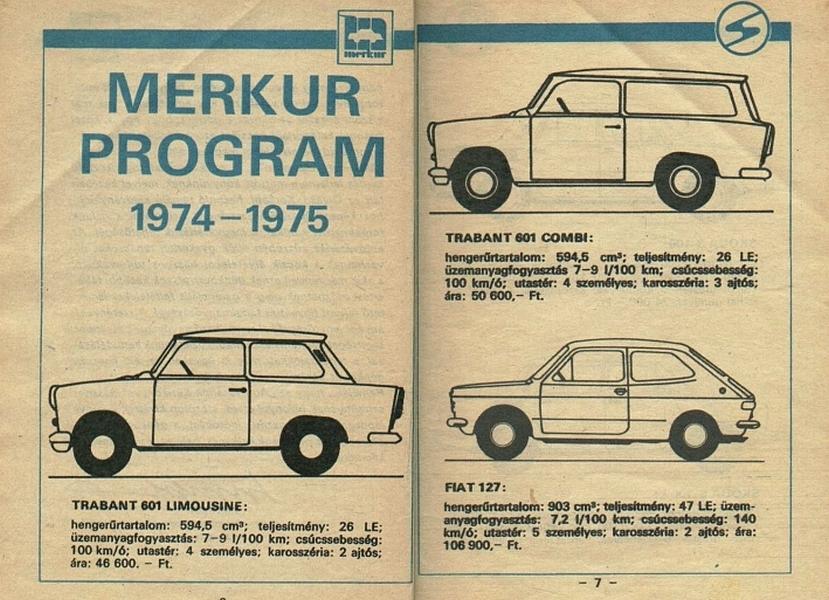 MERKUR Program