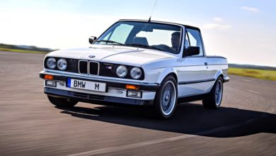 Photo of BMW E30 M3 Pickup (1986)