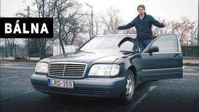 Photo of Mercedes Benz W140 S350 teszt – Draskovics Andris bemutatja
