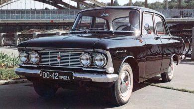 Photo of Így reklámozták az export-Moszkvicsot 1965-ben