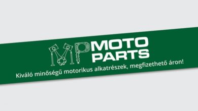 Photo of MotoParts webáruház