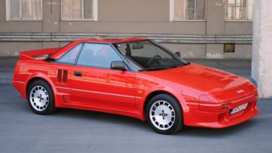 Photo of Toyota MR2 AW11 (1985)