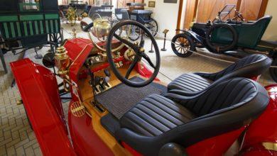 Photo of Az autógyártás őskorában készült veterán járművekkel gazdagodott a keszthelyi múzeum