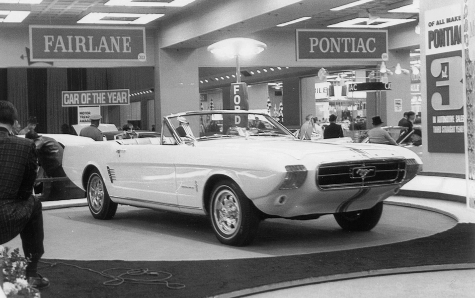 Ford Mustang II Concept