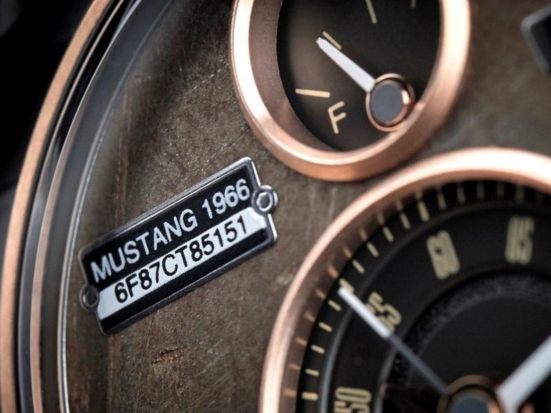 Mustang óra