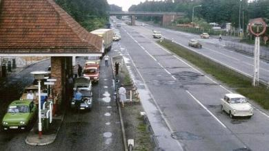 Photo of Közlekedési iránytű az NDK-ba utazóknak