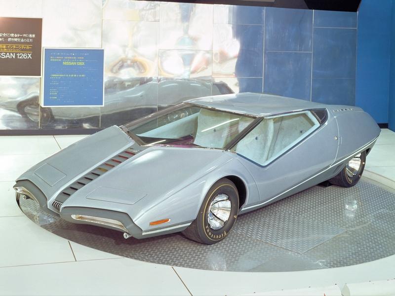 Nissan 126X