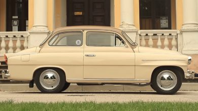 Photo of Škoda Octavia Super (1964)
