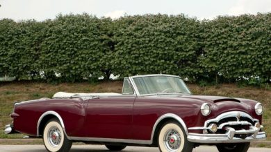 Photo of Packard Caribbean Convertible (1953)