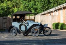 Photo of Máig működik és versenyez egy idén 118 éves Peugeot!