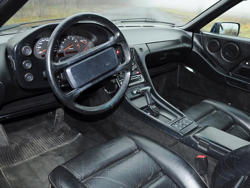 Porsche 928 belső