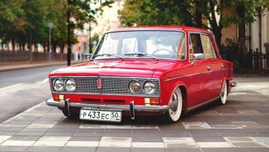 Photo of Lada 1500 Red Flame