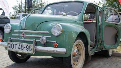 Photo of Renault 4CV (1955)