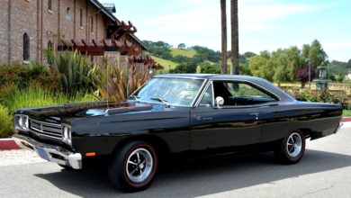 Photo of Plymouth Road Runner (1969)