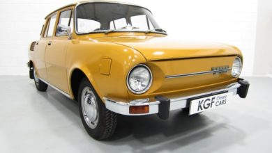 Skoda 100L Deluxe