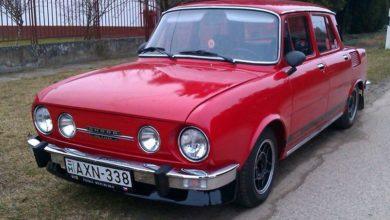 Photo of Skoda 100L (1976)