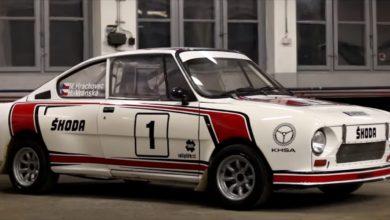 Photo of Egy legenda újjászületése: Škoda 130 RS